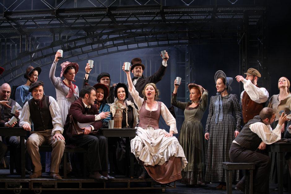 Les Mis 201 Rables Opera Amp Theatre Madlenianum