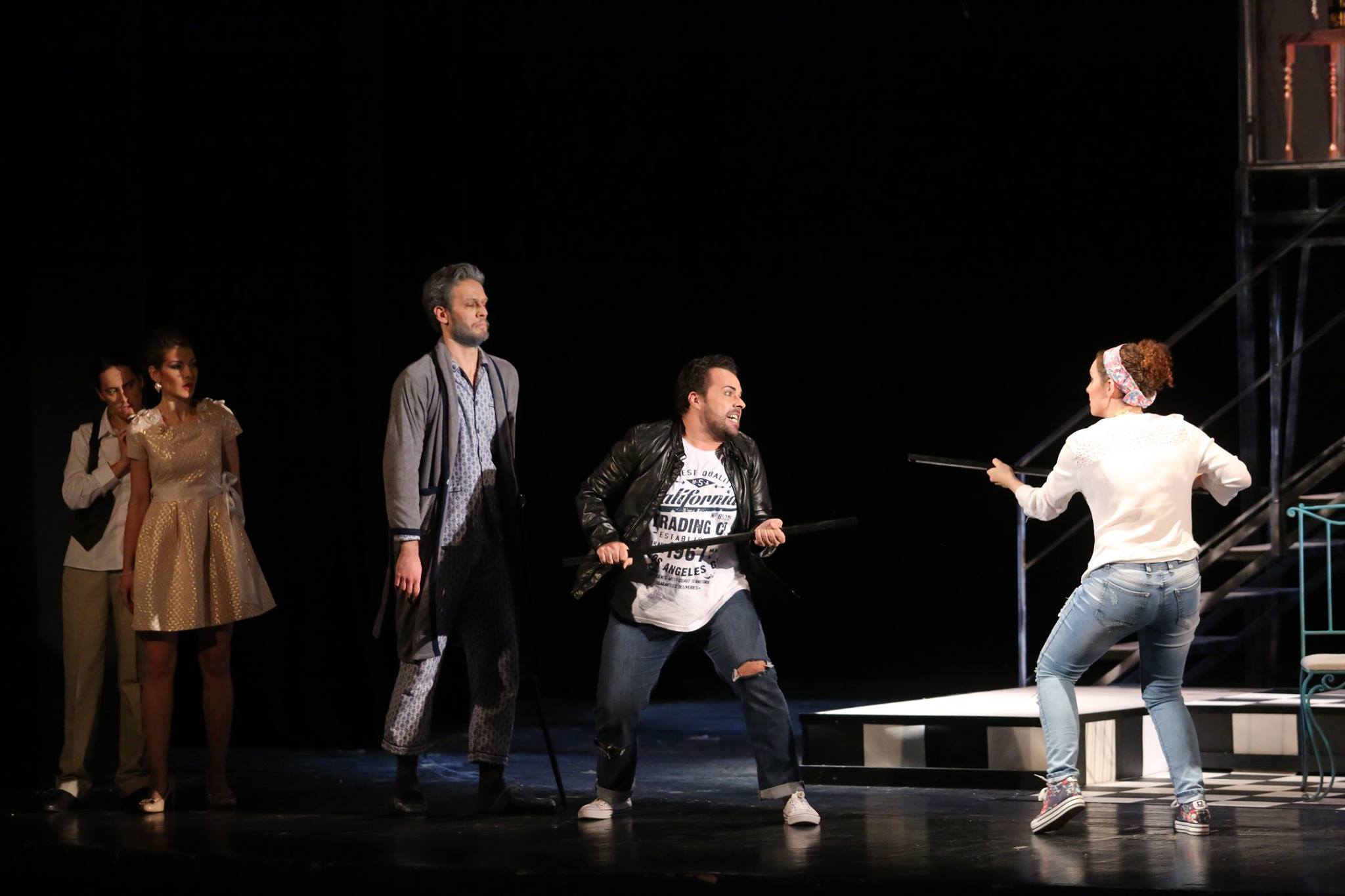 Baroque Theatre - Kill The Silence