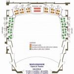 Plan sedišta i cene karata